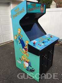 Simpsons Arcade Machine NEW Full Size Plays over 1029 classics 4player Melville, 11747