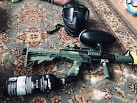 Paintball gun with face mask  Seat Pleasant, 20743