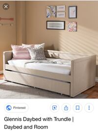 Glennis Daybed with Trundle 2057 mi