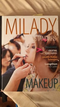 Milday makeup textbook Cambridge, N1P 1B5