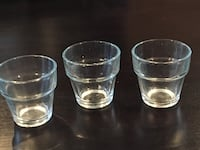 30 Glass Votive Candle Holders