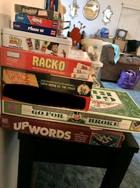 Board Games and Card Games