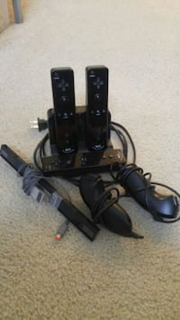 3 Black Wii Remotes and more Gaithersburg, 20878