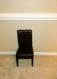 Brown Leather Toddler Chair Cumming, 30041