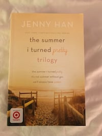 The summer i turned pretty trilogy by jenny han book Elk River, 55330
