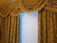 curtains custom made non smoking home Montréal, H1E 5V1