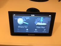"Garmin nuvi 66LM free lifetime update 6 "" screen  Calgary, T3P 0A7"