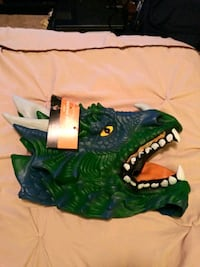 Deluxe Dragon Mask NEW!  Gaithersburg, 20886