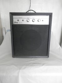 Gibson Solid State Amplifier BUFFALO