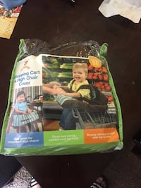 Shopping Cart & High Chair cover Bethany, 73008