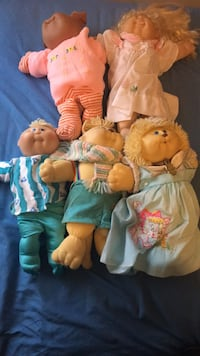 cabbage patch kids dolls Uniondale, 11553