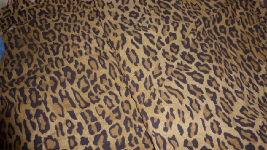 Duvet Twin Size Cotton Animal Print by Ralph Laure 1