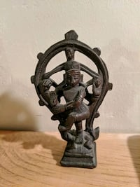 Bronze figure  Hindu Goddess Brooklyn, 11215