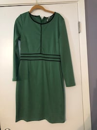 Green dress size 8 San Antonio, 78222