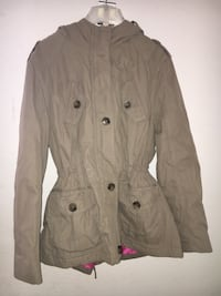 beige Button-up-Jacke Hamburg