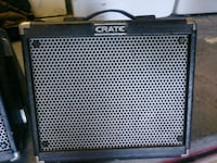 black and gray Roland guitar amplifier Las Vegas, 89102
