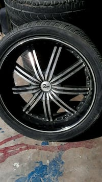 24 rims only. Phino rims