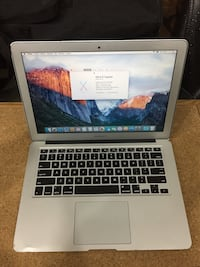 Apple MacbookAir 2015 i5 işlemci 8Gb ram 500 ssd flash a1466 Şişli, 34384