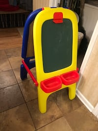 Crayola double sided easel