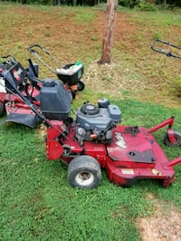 red and black zero turn mower Waldorf, 20603