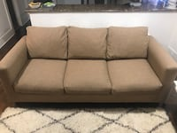 Like new sleeper sofa West Hollywood, 90046