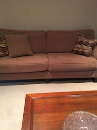 Sofa set 2 piece. In great condition. Smoke and pet free  Caledon, L7E 0C1
