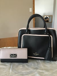 Kate Spade purse and wallet set  Spruce Grove, T7X 4H4