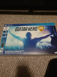 Guitar Hero Live for ps4 Frederick, 21703