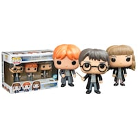 Harry Potter 3 Pack Exclusive Funko Set - the Box is a little damaged Toronto, M4B 2T2