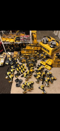 Dewalt 20 Volt tools- see prices and description from $10-$140 each
