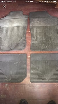Toyota floor mats 1997 good shape just need to be cleaned Hartford, 06120