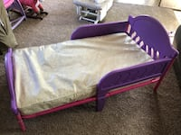 Toddler bed with mattress Hillsboro, 45133