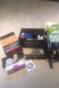 KIRBY VACCUM Shampoo system and accessories. Never used. Halifax, B2Z 1A5