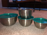Stainless steel mixing bowls Chicago