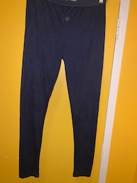 ARDENES SEE THROUGH NAVY BLUE LEGGINGS Toronto, M6P 2T3