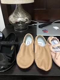 3 pair of dance shoes  Chesapeake, 23323