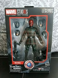 Marvel Legends Red Skull Action Figure  Toronto, M1H 3K2