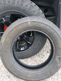 Motorcycle tires front and back  Otterville, N0J 1R0