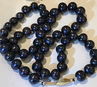 Japanese pearl necklace Laval, H7N