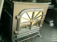 Gray and Black Electric Heater 892 mi