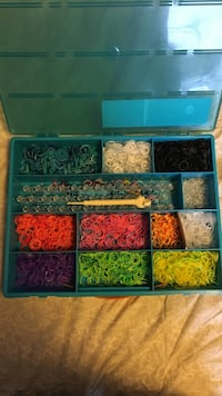 Full Loombands Set Conception Bay South, A1X 6L7