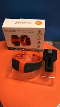 Orange Theory Fitness  heart wrist band Derwood, 20855