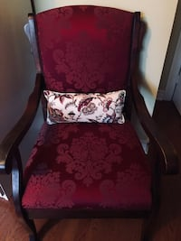Vintage Settee and chair