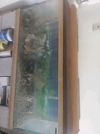 120 gallon fish tank with hood  Tukwila, 98188
