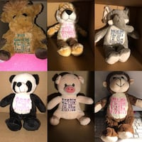 Personalized Birth animal Puyallup, 98374