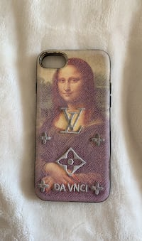 iPhone 6s,8 Phone Case Mona Lisa Markham, L3P