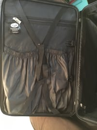 """Boom Bag 24"""" Rolling Office Carry-on with speaker build-in"""
