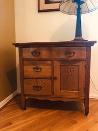Beautiful turn of the (previous) century dresser. 32x19x30 (h) Silver Spring, 20903