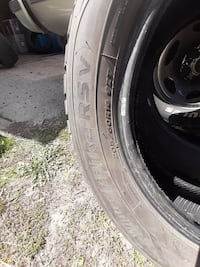 Pair of 205 60 16 tires for sale
