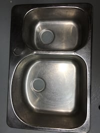 Stainless steel sink (kindred) Vaughan, L4L 1S2